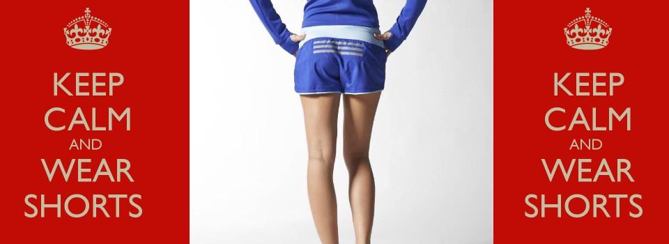 Vine Maratonul: Keep calm and wear shorts