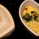 Fabulous frittata cu broccoli si dovlecei
